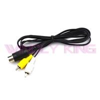 10pcs a lot AV Cable for SEGA Genesis 1