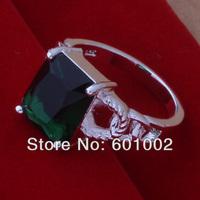 GY-AR025 SIZE 8 # BIG sale ! Free Shipping Wholesale 925 silver fashion RING JKHGYUGYF