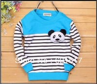 Free shipping Kids clothes  Cute bear Hoodies Baby Boy and girl clothing kids sweatshirts infant cotton clothes wholesale