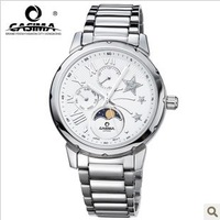 Free shipping CASIMA 2802 Shiny Star Dial Women's Watch multifunction calendar week 50M waterproof watch