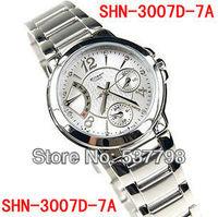 Original Brand New Graceful SHN-3007D-7A SHN 3007D 7A SHN-3007D Women's Watch Ladies Wristwatch
