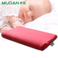 Wood child space memory pillow remedical infant newborn shaping lengthen cervical vertebra pillow