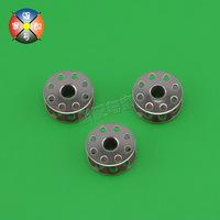 100 pieces / lot  Industrial flat car sewing machine line iron bobbin cutout bobbin