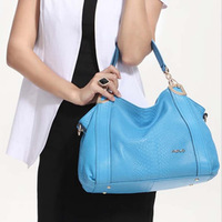 New Fashion Charm Women Genuine Leather portable Handbag Shoulder Bag Tote Bag