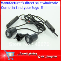 2014 Hot selling 7W Cree  LED Auto Pojector Laser Light /LED Welcome Car Door Logo Light
