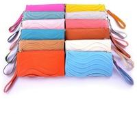 12 Colors 2013 Multi candy Color Sweet Women's Handbag Day Clutch Bag Messenger Bag Handbag Women Bag Hot Sale