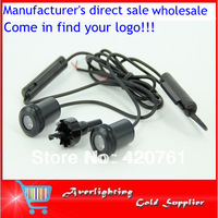 2014 Factory Hot Selling Good Quality 7W Car Door LED Light LED Projection Laser Light