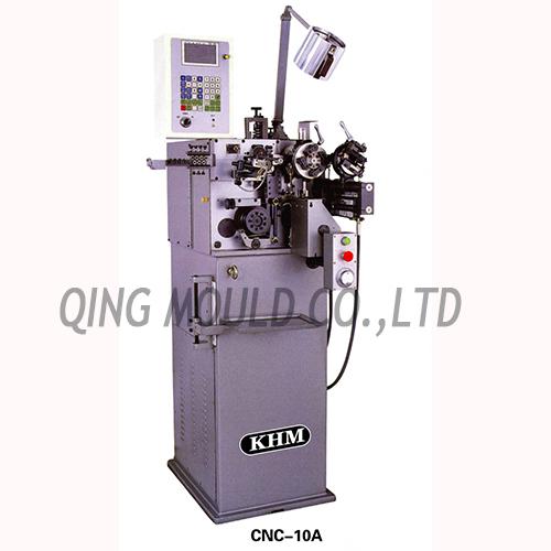 China Min Metal CNC Tension Coiling Milling Spring Machine (KHM)(China (Mainland))