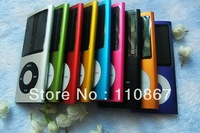 9 colors 5th mp4 player 16GB with earphone usb cable 1.3MP camera E-book reading wholesale 50pcs free shipping