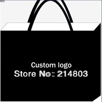 80gsm non woven promotional shopping  tote bag reusable, with custom logo free shipping