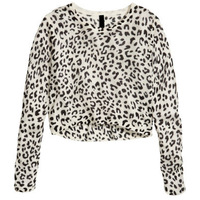 Free shipping Wholesale 2013 autumn&winter Women's o-neck long sleeve knitted sweaters fashion leopard bottomed pullovers Due165