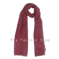2013 Unique Design Fashion Small Repeated Cat Scarves  Female Lovely Cute Shawl