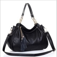 Gebuine leather 2013 new women handbags Europe and America brand designer a shoulder bags Luxurious messenger bag