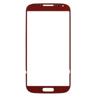 RED Original Outer Glass/lens FOR Samsung Galaxy S4 i9500 i9505 L720 M919 R970 LCD/digitizer touch screen+adhesives+tools