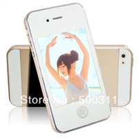 "In Stock i5 5G 5S 5C 3.2"" Touch Screen Unlocked Dual Sim Russian Polish Phone Gold Color"