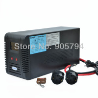 1000 Watt / 1KW Max. 2000 Watt Low Frequency  Pure Sine Wave Power Inverter 12V DC to AC 220V 230V Charge and UPS Function