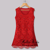 Платье для девочек 6pcs/clothesgd21115/11 ^ HK GD21115-11^^HK