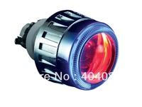 FREE SHIPPING/ G5 HID projector lens headlight kit+Bixenon Hight Low light+2XAngel Eyes+2XDevil Eyes+2XBallast+H1 H4 9005 H7