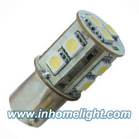 Free shipping 50 pcs/lot good price 1157 11 pcs 5050 SMD car led lamp 12V car led stop light