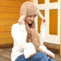 Женские шарфы, Шапки, Комплекты 2