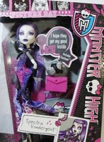 Monster High CLEO de NILE Picture Day New In Box