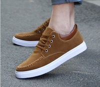 Free Shipping  Men Skateboarding Shoes 2013 Newest Concise Style Brand Winter Shoes with nice design