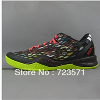 Hot Sale Kbs 8 16 color Men's Basketball Shoes Cheetah Christmas Violet Pop Volt Fashion