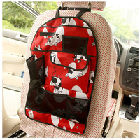 Child car seat pad multifunctional bag glove bags back bags safety seat