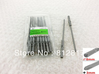 Electric Screwdriver 3mm x 5mm x 100mm Phillips Cross Tip Bits 10 Pcs