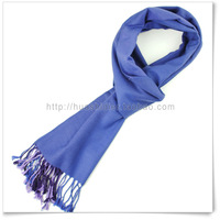 Silk brushed scarf male thermal solid color scarf muffler scarf wj059