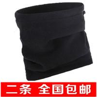 2013 newOutdoor collars wigs polar fleece fabric muffler scarf cap face mask multi purpose turban sking free shipping