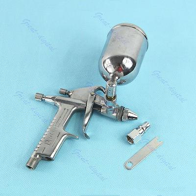 D19+Spray Gun Sprayer Air Brush Airbrush Paint Tool Alloy Painting Sprayer Tools Kit(China (Mainland))