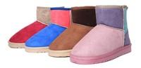 2014 TOP Quality Fashion Women Short Plush Snow Boots ladies boots Shoes For Women Winter Shoes018XLU