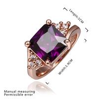 New Arrival 18K Gold Plated Ring,Fashion Jewelry Ring,18K Rhinestone Austrian Crystal Ring Men Women Wedding Rings SMTPR406