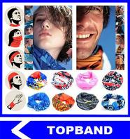 Freeship Bike Bicycle Riding Variety Turban Magic Headband Cycling Bike Veil Multi Head Scarf Scarves Face Mesh Bandanas 100pcs