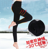 WLE42  2013 new arrival  high quality Not more seamless warm velvet leggings Free shipping