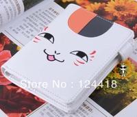 Free shipping  Natsume Yuujinchou Shi  wallet  Nyanko-sensei     Anime surrounding the authentic  newest
