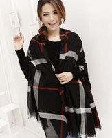 2013 free shipping (1 piece /lot) 100% wool scarf women S0013