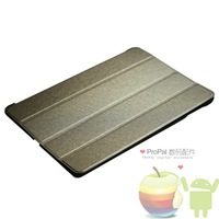 With Tracking number Free Shipping  Supper Luxury  Leather Case Cover Skin  protector For ipad Air IPAD5 IPAD 5G 5TH GEN