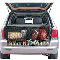 Interior accessories ratchet strap B Luggage Rear Trunk Cargo Net Envelope Organizer Fit Acura MDX