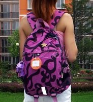 KP-B027 FREE SHIPPING CHILDREN SCHOOL BAG or lady leisure daypack sport bag
