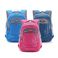 Free shipping Baby school bag double-shoulder child school bag slimming 3 6 school bag