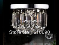 Chandelier/Save Energy/2 lights/K9 Crystal/Thick Base/110-24V/Professional Lighting/Free shipping+LED E14/Fahion /Foyer/Room