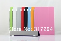 wholesale 2013 new style PU Leather Magnetic Smart Cover Case for new iPad air ipad  5 ,Wake-up Sleep , without retail packing