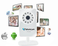 Vstarcam WIFI PNP IP Camera Security Camera System P2P Webcam Night Vision TF Slot 1.0 MegaPixel HD