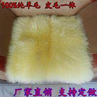 Pure wool carpet wool pad coffee table wool blanket pad wall to wall carpet piaochuang pad sofa cushion  Blanket Home Christmas