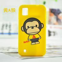 For zte   v889d mobile phone case protective case v889d phone case protective case v889d cartoon silica gel sets
