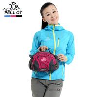 Pelliot outdoor waist pack waist pack male Women multifunctional waist pack ride bag  Free Shipping