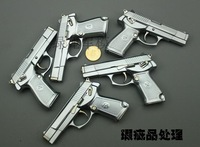 92 matt silver high precision,full metal the disassemblability,pistol model,gun model,free shipping,drop shipping.