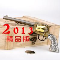 Metal artificial pistol shotes alloy model,revolver steel ball plastic bb bullets,guns model,drop shipping. free shipping.